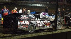 The Canadian Triple Nickel #555 Modified Justin Coulter at South Buxton Raceway