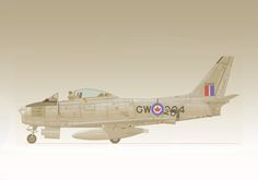 """Canadair Sabre Mark No. 400 """"City of Toronto"""" Sqn. Sabre Jet, Nifty, Air Force, Color Schemes, Fighter Jets, Toronto, Aviation, Aircraft, Modern"""