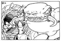 umber hulk by Jim Dee