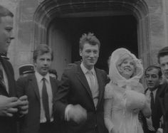 Two of France's biggest stars Johnny Hallyday and Sylvie Vartan tied the knot in the Spring of 1965. The wedding took place in the German to...