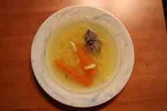 Recipe of Hungarian Meat Soup, some tips and tricks about the preparation from authentich Hungarians. Don't miss this healty Hungarian soup. Hungarian Cuisine, Hungarian Food, Hungarian Recipes, Croatian Recipes, Serbian, Foodies, Soups, Polish, Queen