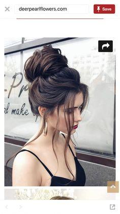 hair looks hairstyles \ hair looks . hair looks hairstyles . hair looks color . hair looks medium . hair looks 2020 . hair looks hairstyles medium lengths . hair looks for prom . hair looks curly Prom Hairstyles For Short Hair, Diy Hairstyles, Hairstyle Ideas, Hairstyles 2018, Bridal Hairstyles, Perfect Hairstyle, Latest Hairstyles, Holiday Hairstyles, Long Haircuts