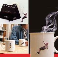 Henar - Climber tea bag