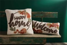 Shop our new home pillows! #mudpiegift #fall #fallhome #pillows Fall Home Decor, Autumn Home, Fall Pillows, Throw Pillows, Mud Pie Gifts, Jute, Tablescapes, New Homes, Velvet