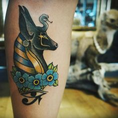 60 Incredible Anubis Tattoo Designs – An Egyptian Symbol of Protection