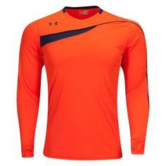 Under Armour Horizontal Long Sleeve Goalkeeper Jersey