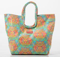 Great beach bag! I use this as my nappy bag :) Hangs nicely over the end of the pram. Everyday Bag - Indian Summer $79.95 www.gumbootsandcurls.com.au Lunch Box Cooler, Indian Summer, Everyday Bag, Hand Bags, Cosmetic Bag, Range, Wallet, Beach, Toiletry Bag