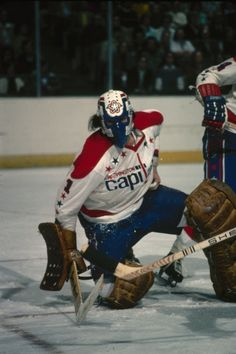 Ron Low / Washington Capitals