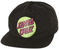 Santa Cruz Big Dot Nylon Cap on shopstyle.com.au