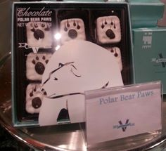 Polar Bear Chocolates - V Chocolates