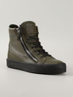 Giuseppe Zanotti Design 'Nolan' hi-top sneakers