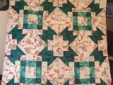 how to quilt - gamecocks quilt pattern