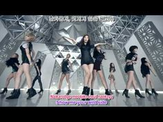 Girls' Generation (SNSD) - The Boys MV [english sub + romanization + hangul] [HD][1080p]
