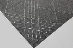 Steve Rousseau Designs • Artem Rectangular Blanket • Knitting Pattern • Brooklyn Tweed Loft Sweatshirt