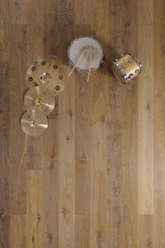 Pavimento in legno Rovere Material Rame