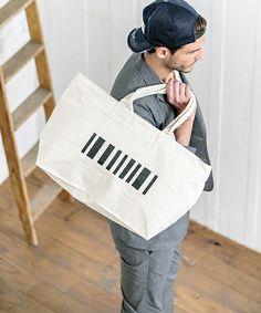 felkod(フィルコッド)の「mko6386-Logo Canvas Tote Bag バッグ(トートバッグ)」 詳細画像