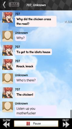 Mystic Messenger Requests Are Open
