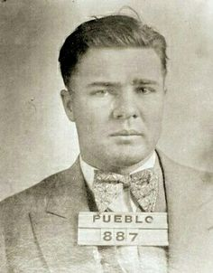 """Bank robber """"Pretty Boy"""" Floyd was known for destroying mortgage papers on heists, freeing hundreds of people from property debt."""