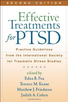 55 best trauma treatment books images on pinterest mental health effective treatments for ptsd second edition practice guidelines from the international society for traumatic fandeluxe Gallery