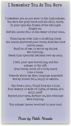 Pablo Neruda Poems | Classic Famous Poetry