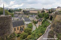 Luxemburgo: um passeio pelas Casamatas (Luxembourg - around the casemates) http://ideiasnamala.com/2013/08/01/luxemburgo-um-passeio-pelas-casemates/