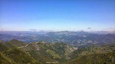 Mirador en los Lagos de Covadonga - Paisajes - photo-b.com