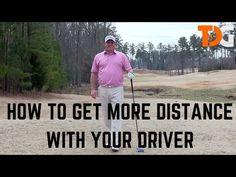 How To Get More Distance With Your Driver - Tyler Dice Golf #drivertips #golfvideo #golftips #golftipvideo #tylerdicegolf