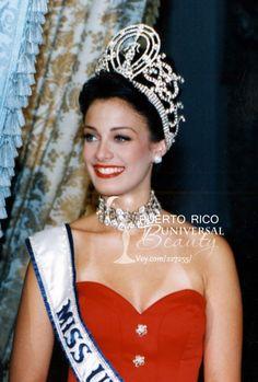 Miss Universe 1993, Dayanara Torres ...Puerto Rico