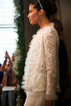 Beautiful jacket - Oscar de la Renta 2014