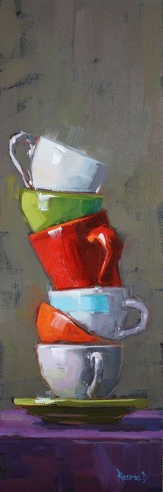 New-Acrylic-Painting-Ideas-to-Try
