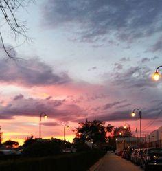 My sunset girl Sky View, Pretty Sky, Beautiful Sky, Sky Aesthetic, Aesthetic Photo, Sky Full Of Stars, Look At The Sky, Sunset Sky, Sunset Girl