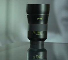 Sneak Peek of the Carl Zeiss Distagon 55mm f1.4 Lens