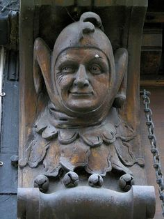 stratford on avon gargoyles | ... Architectural Carving - Stratford-Upon-Avon | Flickr - Photo Sharing