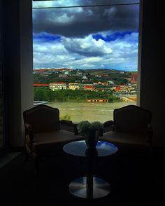 Vila Galé Douro Hotel Lamego  #douro #lamego #igersoftheday #picoftheday #travelphotography #ricaviagem #viagens #viajecomigo #landscapephotography #landscape_captures #landscape #ilovedouro #portugalalive #PortugalOnTheRise #portugalalive #p3top #fotododia #instago #portugaldenorteasul #viajantes #ig_today  #amar_portugal #douroriver #portugal_de_sonho #vilagale #vilagaledouro #hotels #hoteis by instarickygram