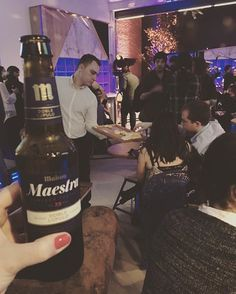 Y si nos tomamos una @mahou_es Maestra para desconectar del día? #afterwork #relax #maestroscerveceros  via MARIE CLAIRE SPAIN MAGAZINE OFFICIAL INSTAGRAM - Celebrity  Fashion  Haute Couture  Advertising  Culture  Beauty  Editorial Photography  Magazine Covers  Supermodels  Runway Models