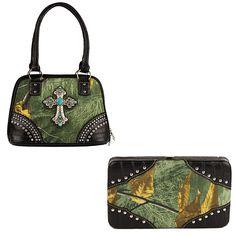 Real Tree Camouflage, Shoulder Bag, Wallet, Bags, Handbags, Taschen, Purse, Purses, Satchel Bag