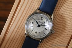 TimeZone : Independent Horology » Unboxing: Habring² x TimeZone Erwin Jumping Seconds, ref. TZ21