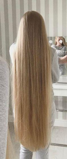 Superlong Hair
