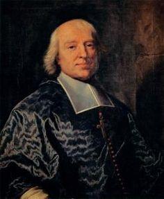 Portrait of Jacques-Bénigne Bossuet