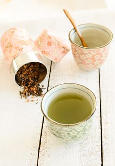If man has no tea in him, he is incapable of understanding truth and beauty -Japanese proverb-
