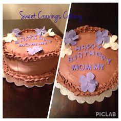 Birthday cake #sweetcravingscakery