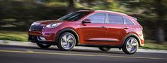 The 2017 Kia Niro Will Teach You To Drive Smoother