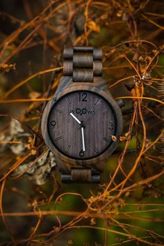 Young Mens Wooden Watches I like that!