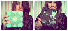 Portal 2 cookie cutters Yeeeeeey! Perfect present from my superman. love u