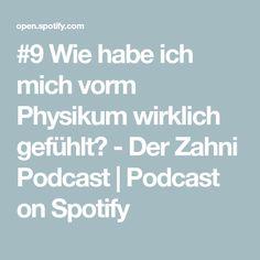 #9 Wie habe ich mich vorm Physikum wirklich gefühlt? - Der Zahni Podcast | Podcast on Spotify Youtube, Interview, Dentistry, Helpful Tips, Life, Youtubers, Youtube Movies