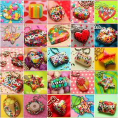 ♥ ★ My YUMMY Creations! ★ ♥ | This mosaic features 25 of my … | Flickr
