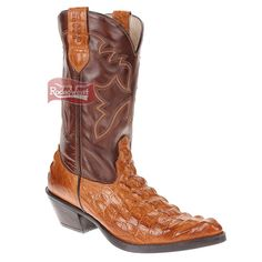 Bota Texana Masculina Réplica Jacaré Cano Alto - Agabê  Homens. Rodeo West c0f1de16487