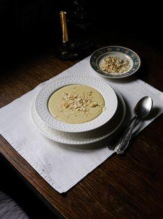 Zupa krem z kiszonej kapusty