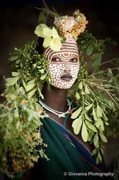 Our Cultures collection shows life in the way of the tribes depicted. Kenya, Ethiopia, Tanzania and Zanzibar are the birth places of these amazing photographs taking you back in time. By Giovanna Photography, photographed in Ethiopia. Afrique Art, Tribal Face, Foto Portrait, Tribal People, African Tribes, African Culture, People Of The World, Museum Of Fine Arts, African Beauty