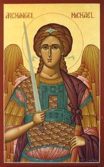 Posts about feast of the archangels written by Tom Perna Byzantine Icons, Byzantine Art, Religious Icons, Religious Art, Archangel Michael, Guardian Angels, Dream Art, God Loves Me, Orthodox Icons